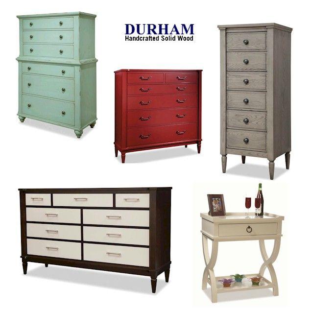 Durham Furniture Designer Finishes