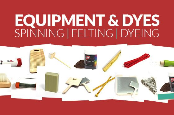 Equipment & Dyes