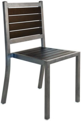 New PlasTeak patio chair @ Affordable Seating