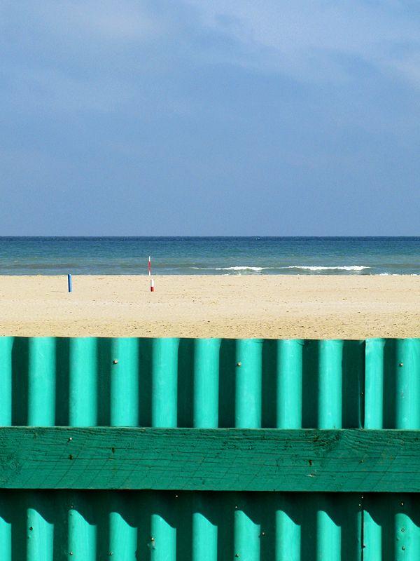 rimini #sea #beach #blue #colors #horizon #photo #tommymorosetti