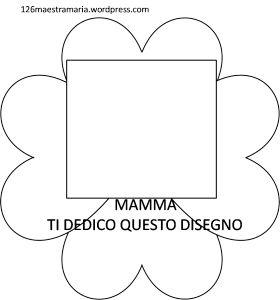 Libricino lavoretto per la Festa della mamma