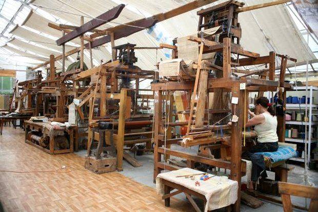 Zdjęcie nr 1 w galerii - Zabytkowa tkalnia w Łazienkach czeka na ratunek