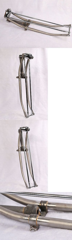 Vintage Bicycle Parts 56197: Vintage Schwinn Style Beach Cruiser Balloon Tire 26 Springer Fork# -> BUY IT NOW ONLY: $89.99 on eBay!