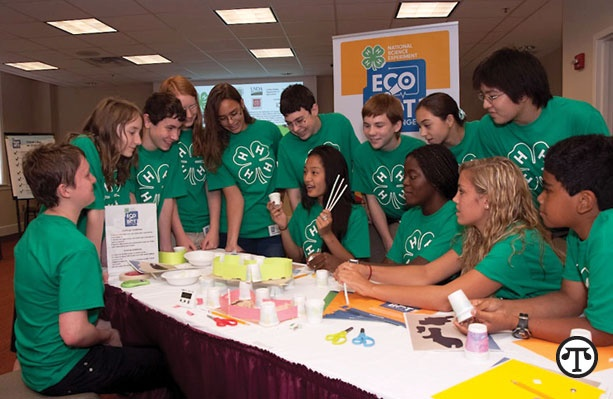 4-H Inspires Youth To Pursue STEM Careers: Green Thumb, Stems Career, Club Ideas, Pursu Stems, Inspiration Youth, 4 H Club, Science Club, Events Ideas, Education Events