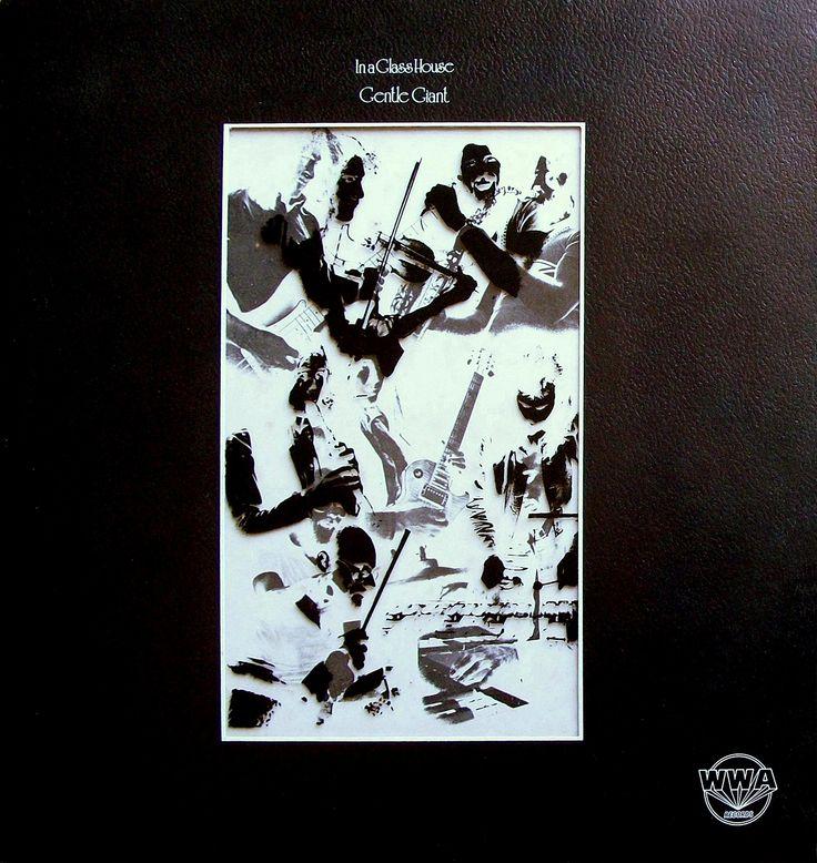 In a Glass House es el quinto álbum de la banda británica de rock progresivo Gentle Giant, publicado en 1973