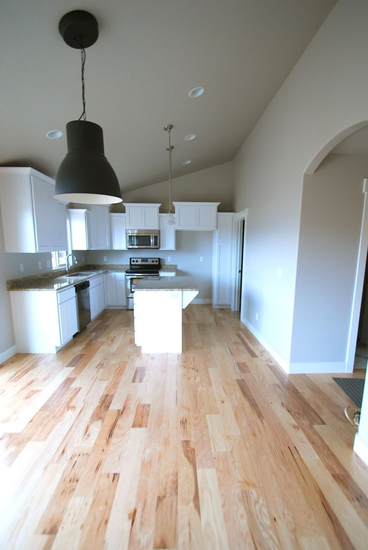Wooden Flooring For Kitchens 17 Best Ideas About Hickory Flooring On Pinterest Hickory Wood