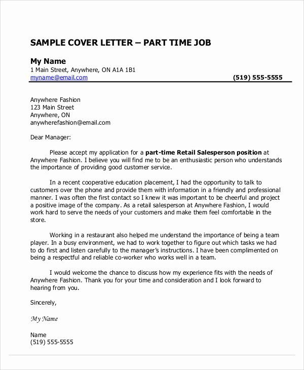 20 Cover Letter Or Resume First Job Cover Letter