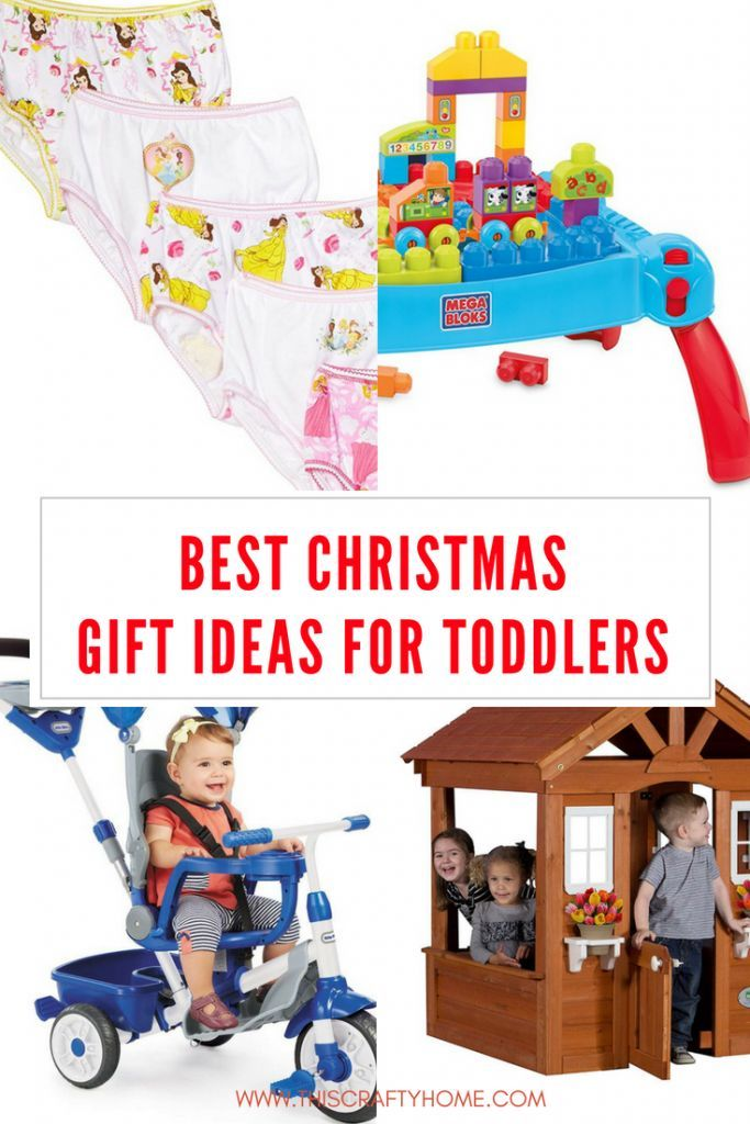 b9efc9f06b90 20+ best ideas for Christmas gifts for toddlers! These unique gift ideas  are for both girls and boys. They range from big gifts for toddlers to  super ...