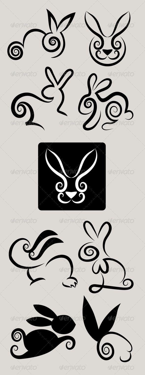 Rabbit Symbols