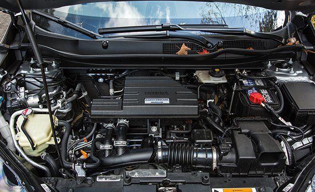 Honda CR-V - Car and Driver