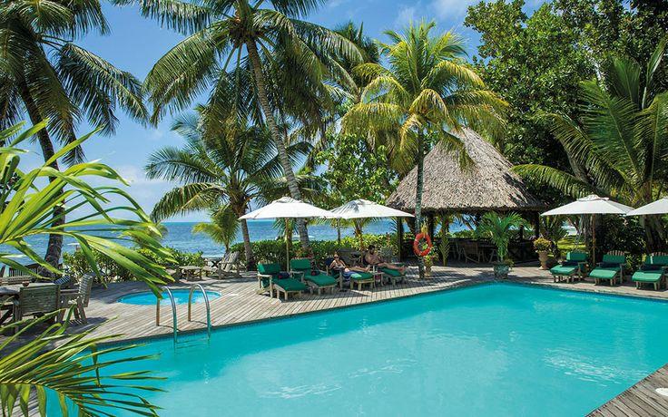 Seychelles - Hôtel Indian Ocean Lodge 3*