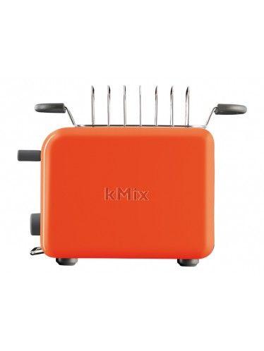 Kenwood  kMix Boutique 2 Slice Toaster in Orange - TTM027