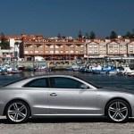 2012 Audi S5: Side