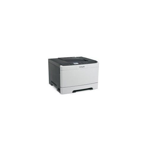 Color Laser Printer 2 Network New Printing Quality Quiet Ready Sided Small White #Lexmark