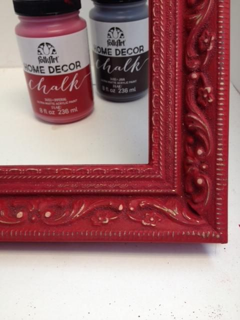 how to paint and distress almost anything using folkart home decor chalk plaidcrafts - Home Decor Chalk Paint