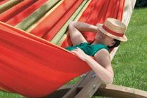 Flora Red hammock Only £144.90