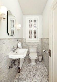 Small Narrow Half Bathroom Ideas modren small narrow half bathroom ideas 26 and design for upgrade