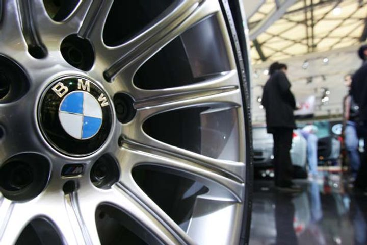 Bmw Becomes First Foreign Carmaker To Get China Ride Hailing