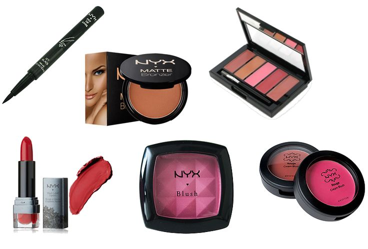 My first....NYX Products!