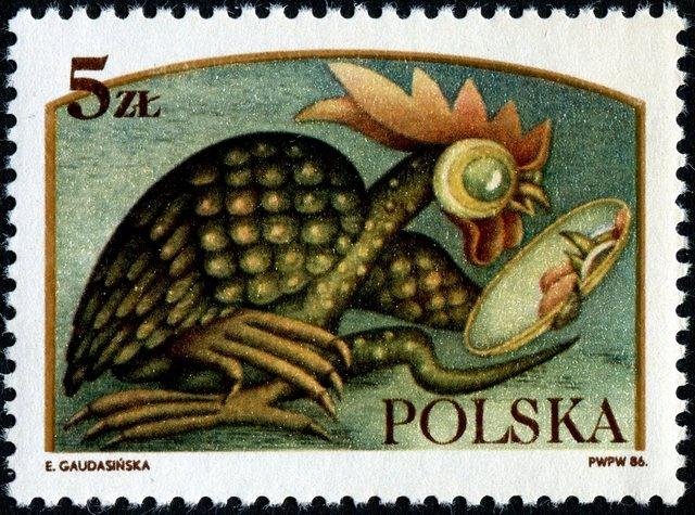Basilisk, Poland
