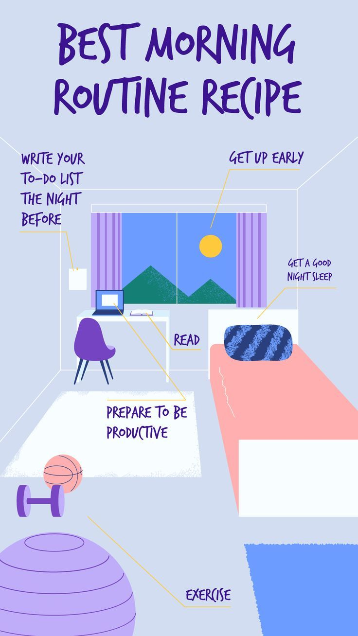 Build your own amazing morning routine within the fabulous
