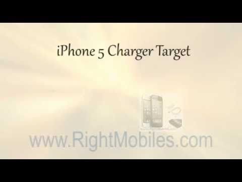 iPhone 5 Charger Target- Best iPhone 5 Charger