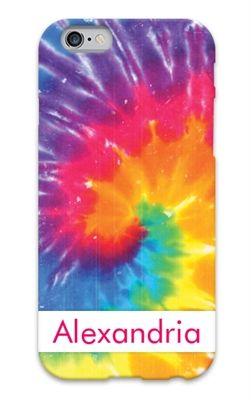 Tie Dye Custom Phone Case