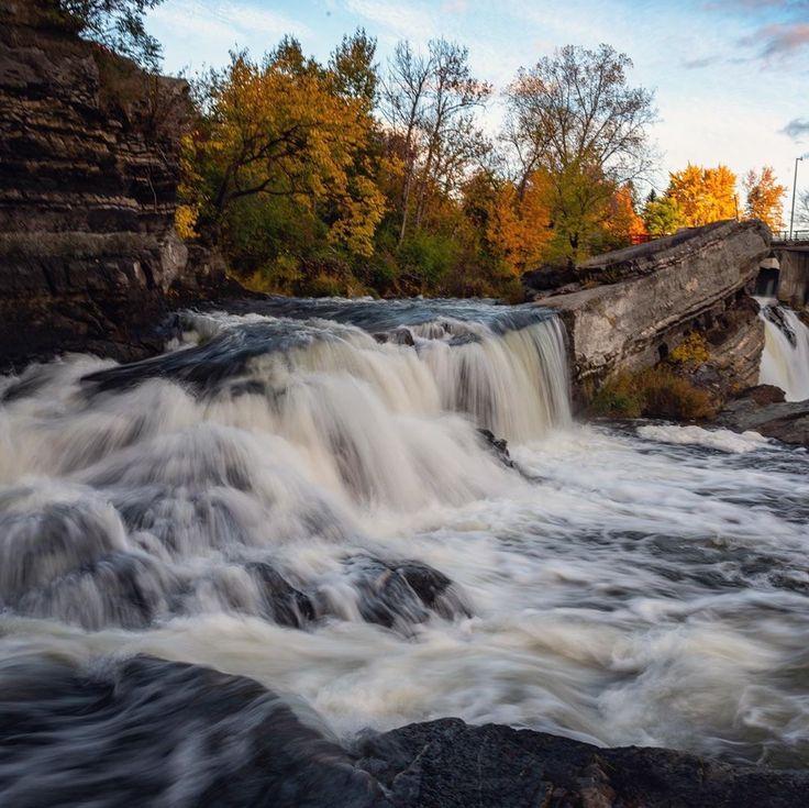 Outdoor, Waterfall, Canada