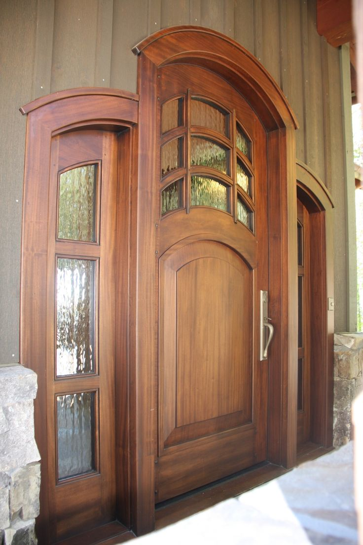 61 best images about custom entry doors on pinterest for Cool front doors