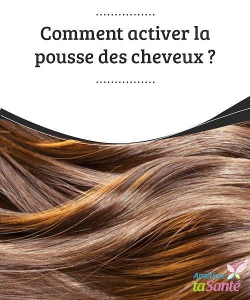 Comment activer la pousse des #cheveux ? Le saviez-vous ? Il existe des #méthodes naturelles pour #activer la pousse des cheveux ! Venez #découvrir nos astuces dans cet article !
