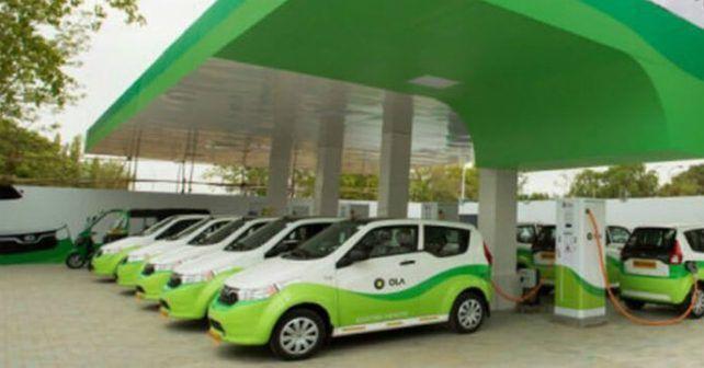 Mahindra Ola elettrico Mobility Solution m