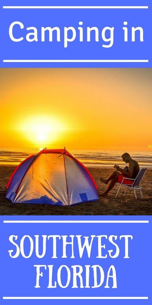 Who has gone camping in southwest Florida? Here are five great camping sites around this area AND 10 essential things to pack in your suitcase the next time you go camping...http://wp.me/p6LZbK-29G #ScottRapidDissolve #ad