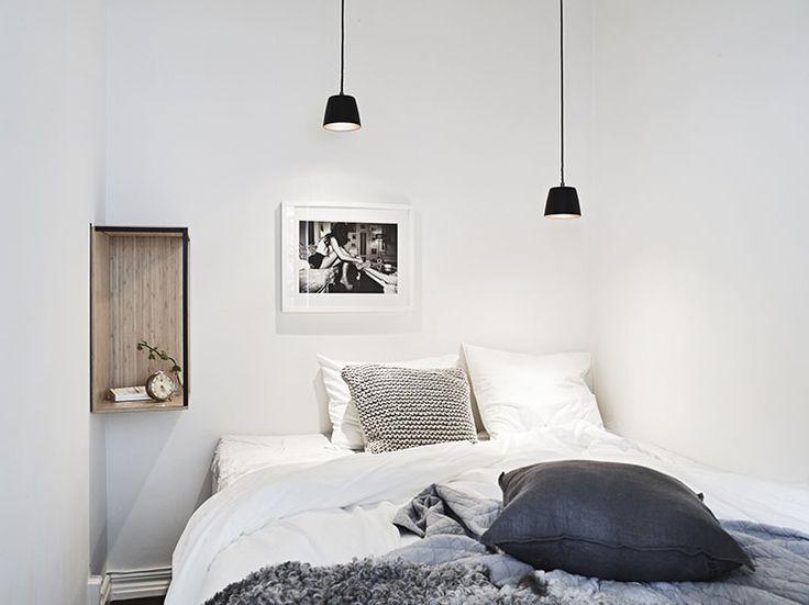 Compact huis met donkere vloer als eyecatcher