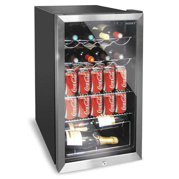 Undercounter Wine and Drinks Refrigerator