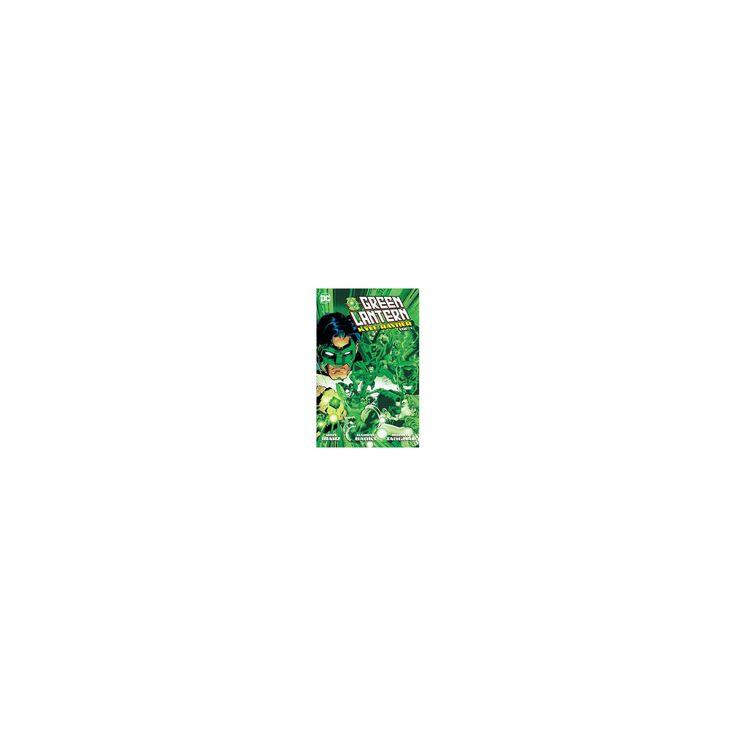 Green Lantern Kyle Rayner 1 (Paperback) (Ron Marz & Marv Wolfman & Tom Peyer & Frank Pittarese)