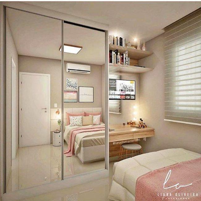 Pin By Elenice Silva On Salas In 2019 Pinterest Bedroom Room And Room Decor Quartos Inspiracao Do Quarto Interiores De Quarto
