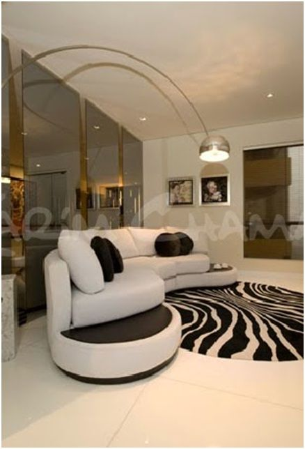 Triptich Art For Living Room