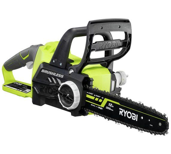 Buy Ryobi OCS1830 Bare Chainsaw Tool at Argos.co.uk, visit Argos.co.uk to shop online for Chainsaws and log splitters, Lawnmowers and garden power tools, Home and garden