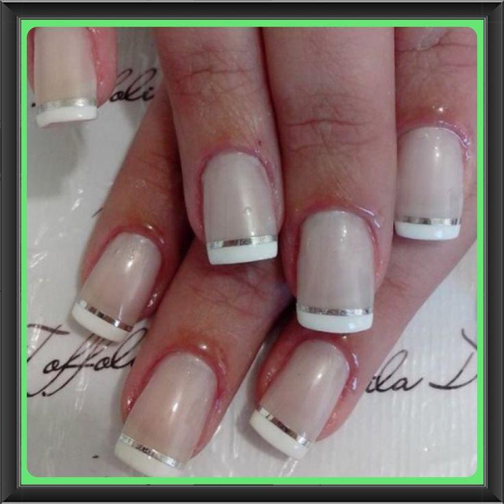 Uñas de boda, wedding nails