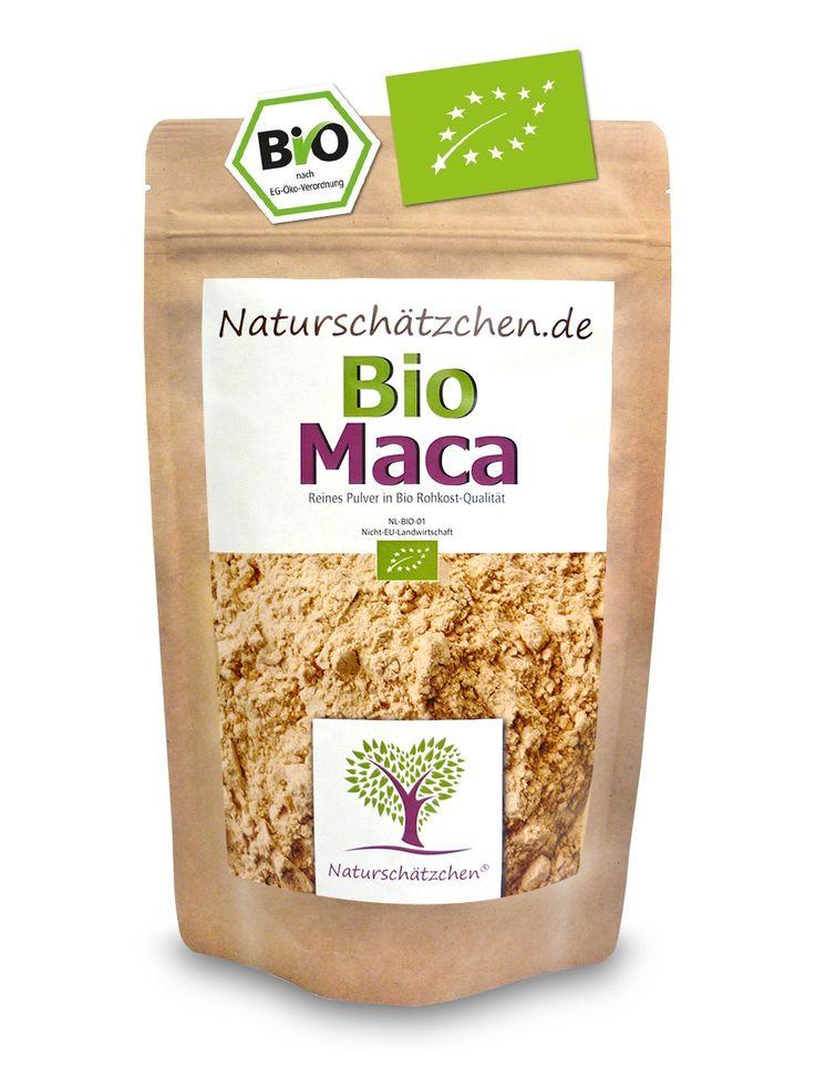 #Macapulver in geprüfter #Bio-Qualität von #Naturschätzchen. Zum #Produkt http://www.naturschaetzchen.de/Maca/Bio-Maca-Pulver-Macapulver-250g::16.html