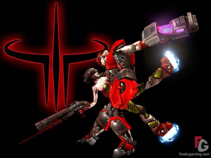 Download Quake 3 Arena Full Rip Download