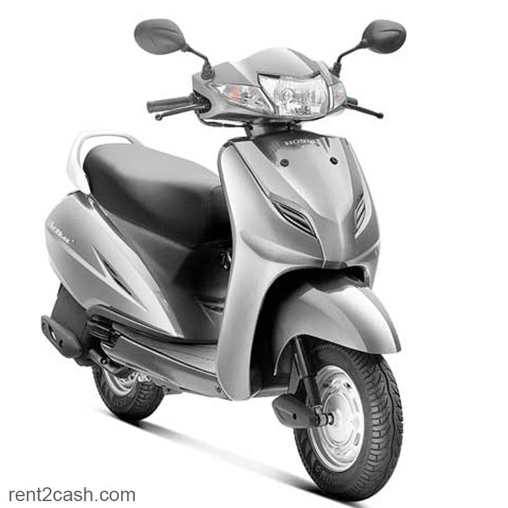 Make your travel comfortable by hiring an activa within your budget. Rent it from Rent2cash within an instant.