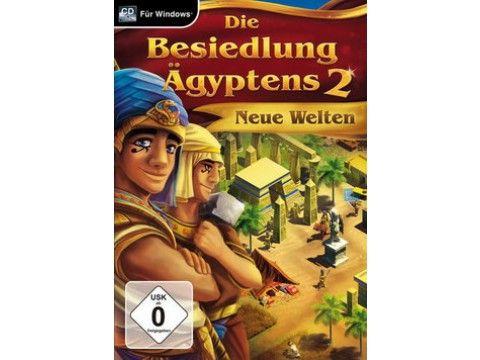 Die Besiedlung Ägyptens 2 - Neue Welten  PC in Strategiespiele FSK 0, Spiele und Games in Online Shop http://Spiel.Zone