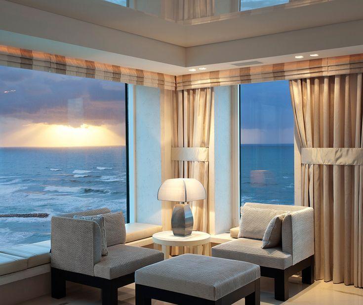 Luxuriöse Wohnung in Tel Aviv in der Nähe des Meeres von Daniel Hasson, #Aviv #Daniel #der