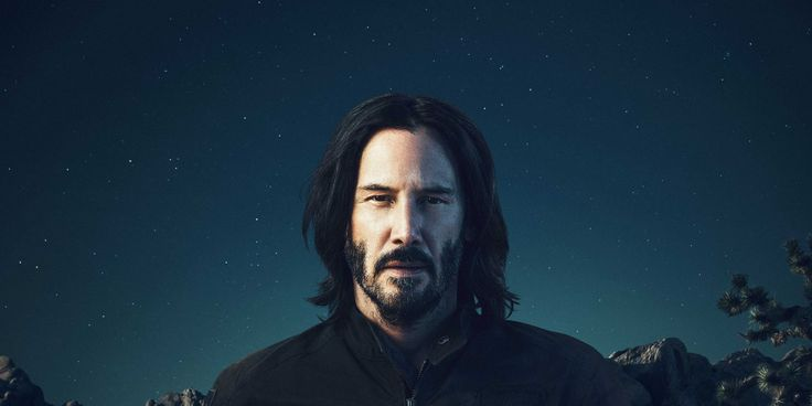 Sad Keanu Reeves Gets Existential in This First Look at His New Super Bowl Ad