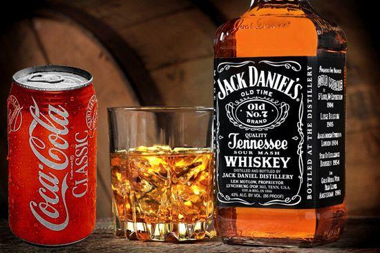 Jack & Coke | Community Post: 10 Manliest Alcoholic Drinks