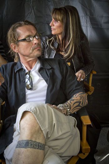 Kurt Sutter and Katey Sagal | Otto and Gemma | Sons of ...