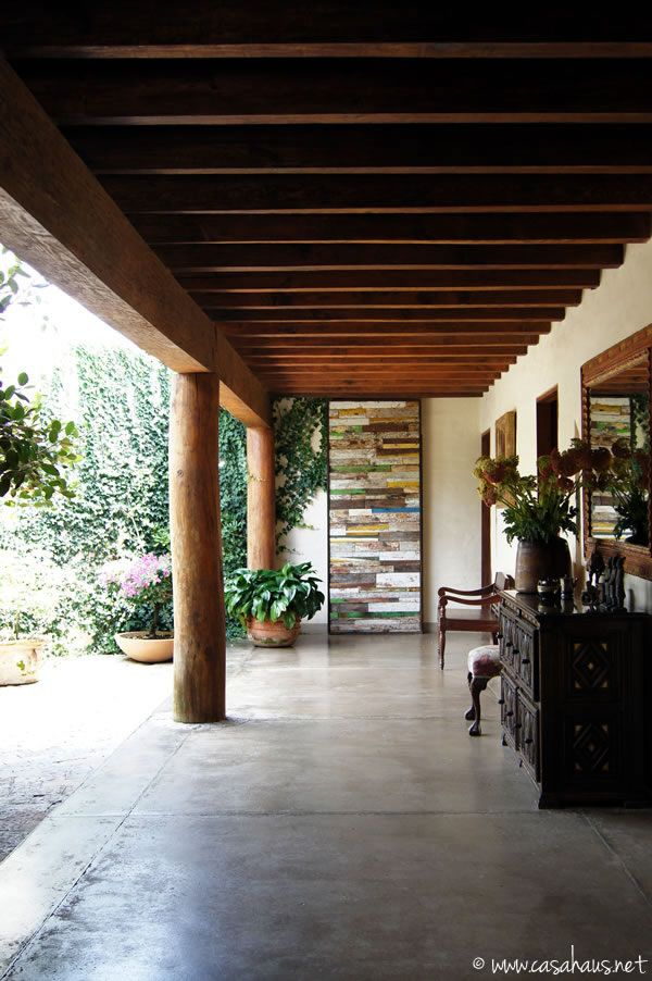 Casas rusticas mexicanas a collection of other ideas to - Casas estilo rustico ...