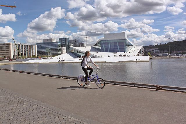 žít vege: Oslo I.