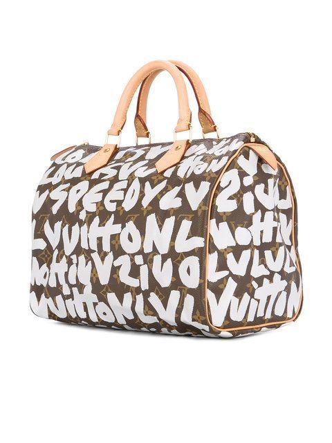 95829841a2aa7 Louis Vuitton Vintage Speedy 30 Tote Bag - Farfetch  LouisVuittonpurses